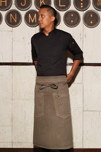 Earth Brown Dorset Bistro Apron