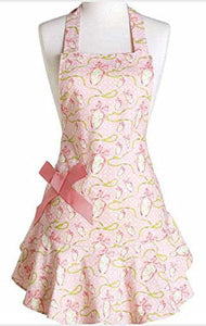 Easter Ribbon Egg Josephine Apron