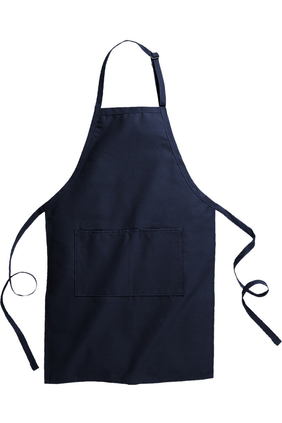 Navy Butcher Apron (2 Pockets)