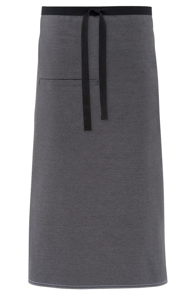 Heather Grey City Market Vintage Inset Full Bistro Apron