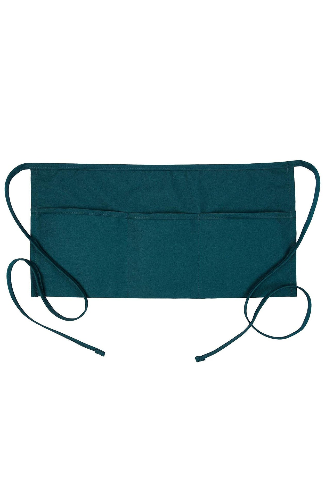 Teal Waist Apron (3 Pockets)