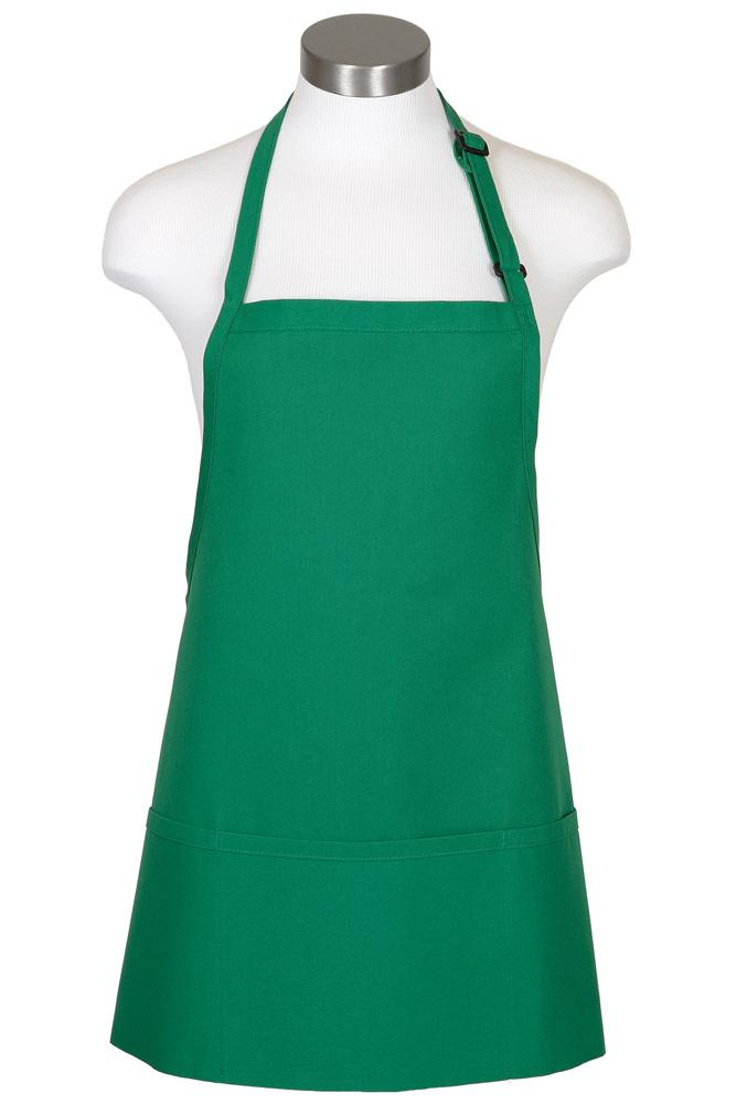 Kelly Bib Adjustable Apron (3 Pockets)