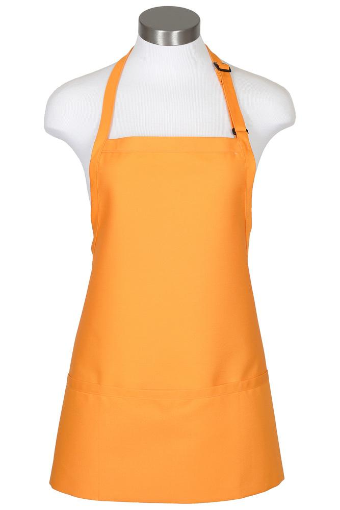 Mango Bib Adjustable Apron (3 Pockets)