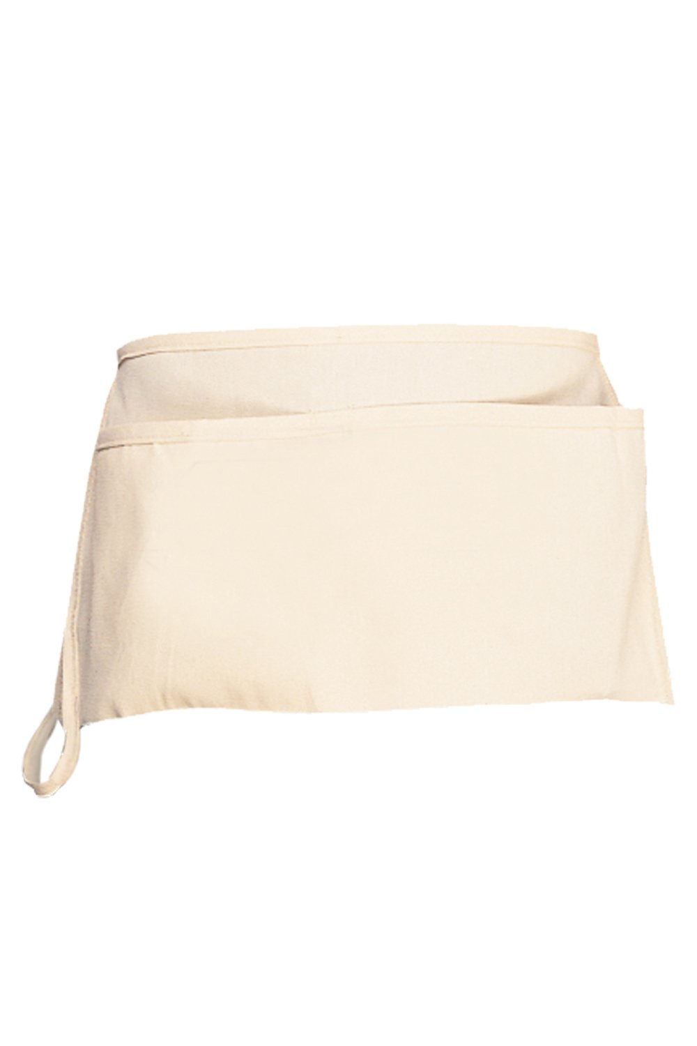 Cotton Duck Canvas Waist Apron (1 Pocket w/ Pencil Pocket)