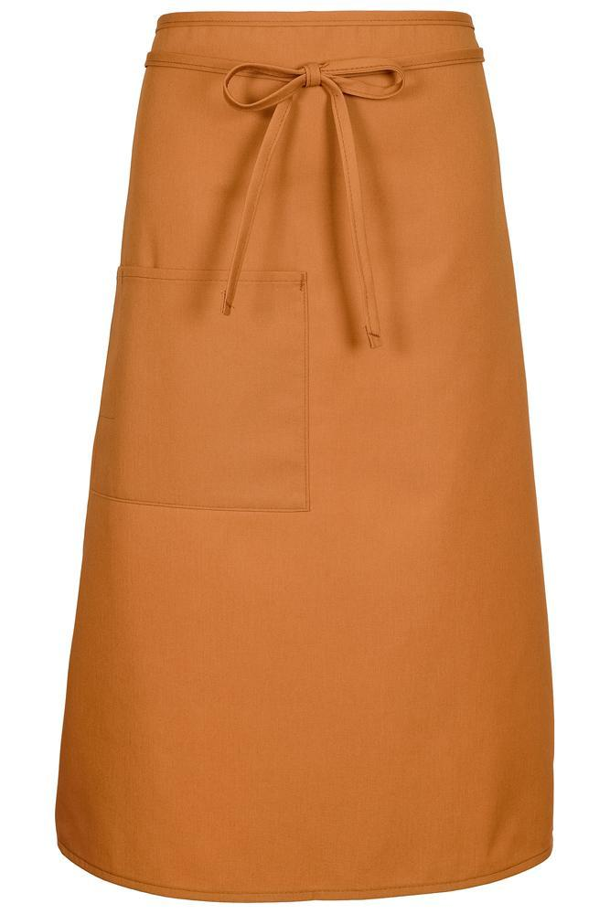 Nutmeg Bistro Apron (1 Pocket w/ Pencil Divide)