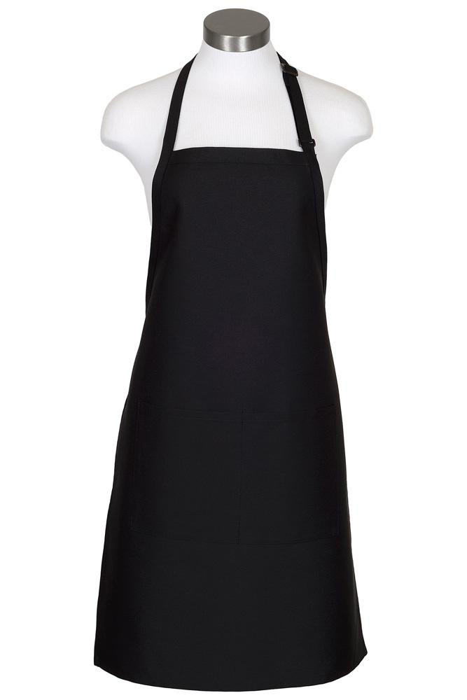 Bib Adjustable Apron (2 Pockets)