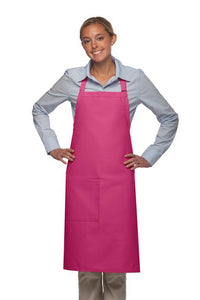 Charcoal 1 Pocket Adjustable Butcher Apron