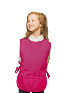 Hot Pink Kids Cobbler Apron