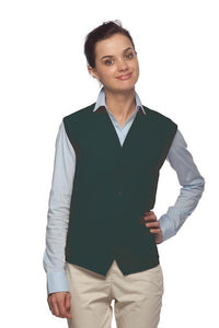Hunter 4-Button Unisex Vest with 1 Pocket