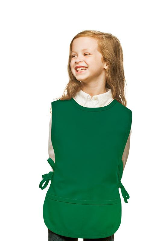 Kelly Green Kids Cobbler Apron