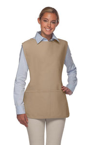 Khaki 2 Pocket Cobbler Apron