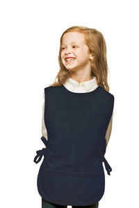 Navy Kids Cobbler Apron
