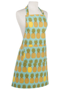 Pineapples Modern Apron