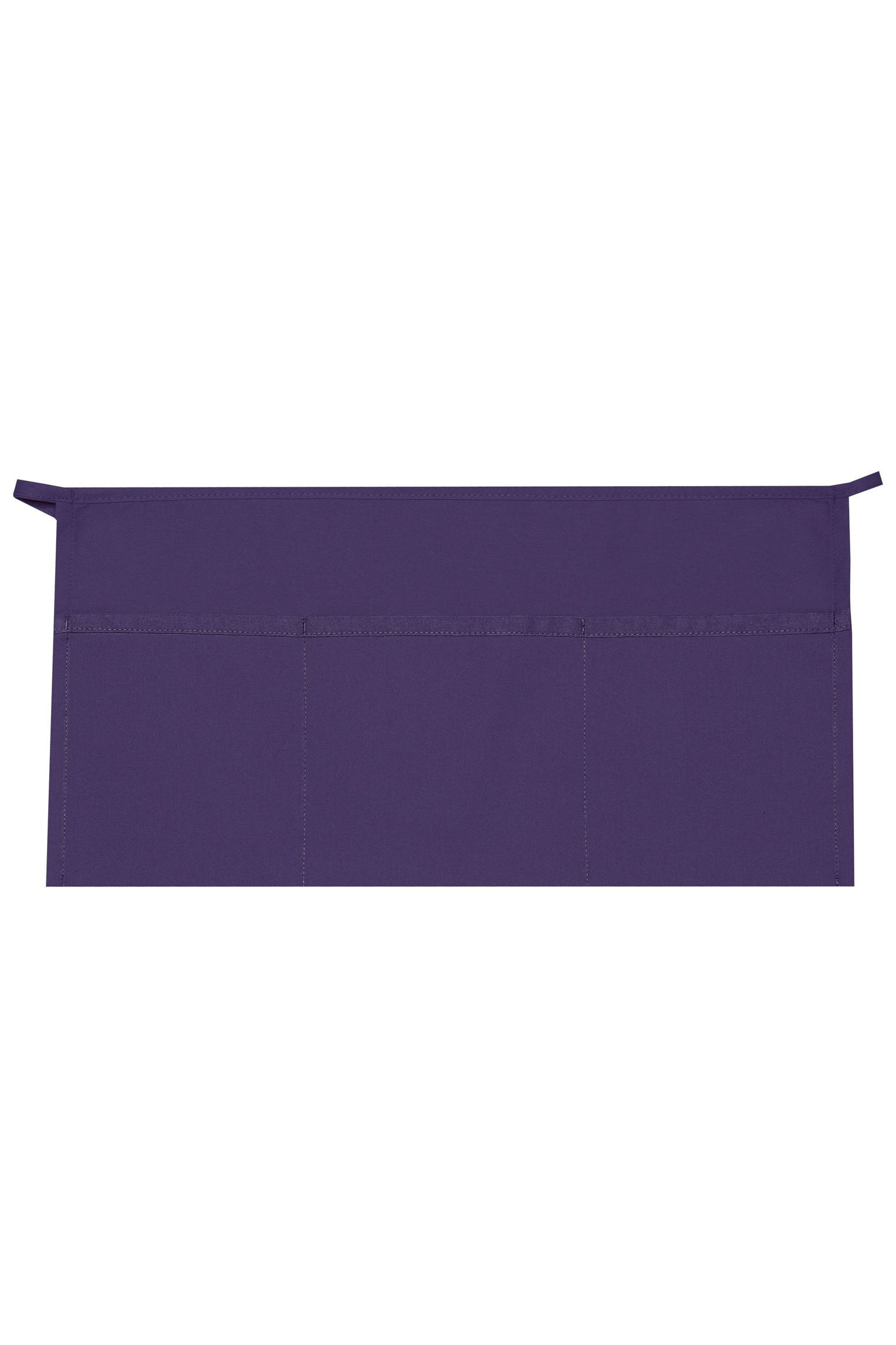 Purple XL Waist Apron (3 Pockets)