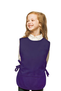 Purple Kids Cobbler Apron