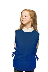 Royal Blue Kids Cobbler Apron