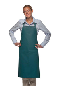 Teal 1 Pocket Adjustable Butcher Apron