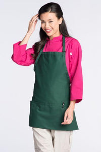 Hunter Adjustable Bib Apron (3 Pockets)