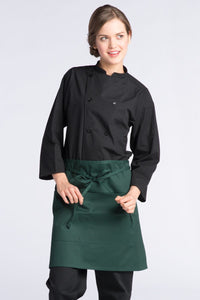 Hunter Half Bistro Apron (2 Pockets)