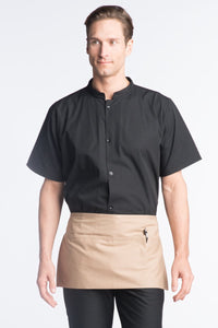 Kelly Green 3-Pocket Waist Apron