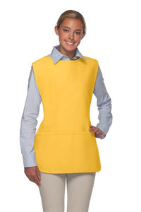 Yellow 2 Pocket Cobbler Apron