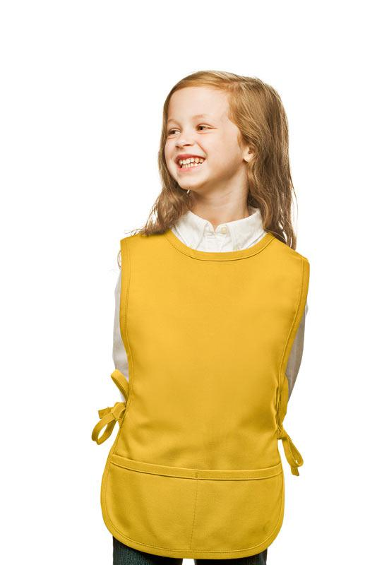 Yellow Kids Cobbler Apron
