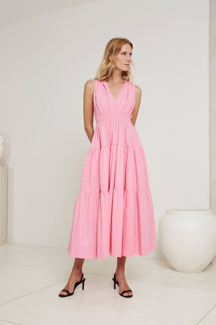 Tiered Maxi Dress - Chateau