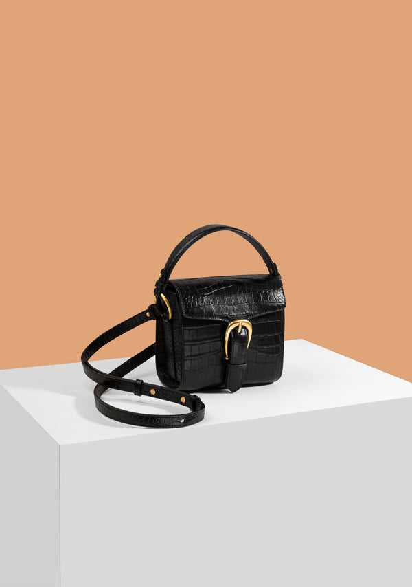 The Madelina Mini Buckle Bag