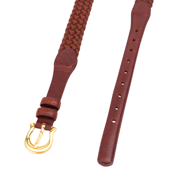 The Daria Woven Belt
