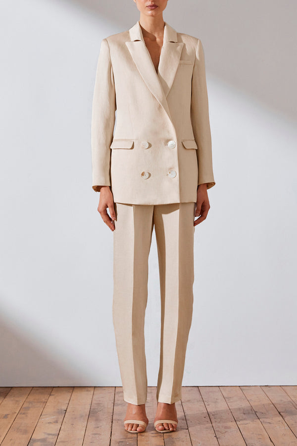 Wren Double Breasted Tailored Jacket