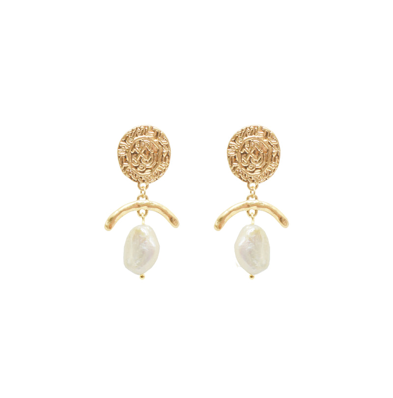 Dolce Pearl Earrings
