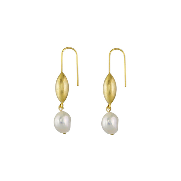 Adhel Pearl Earrings