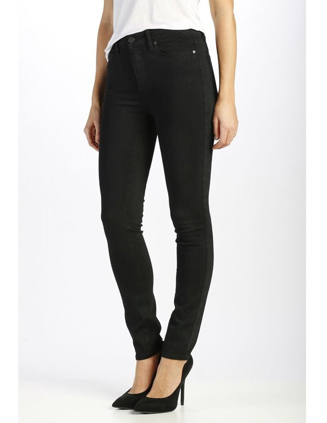 Hoxton Ultra Skinny - Black Shadow