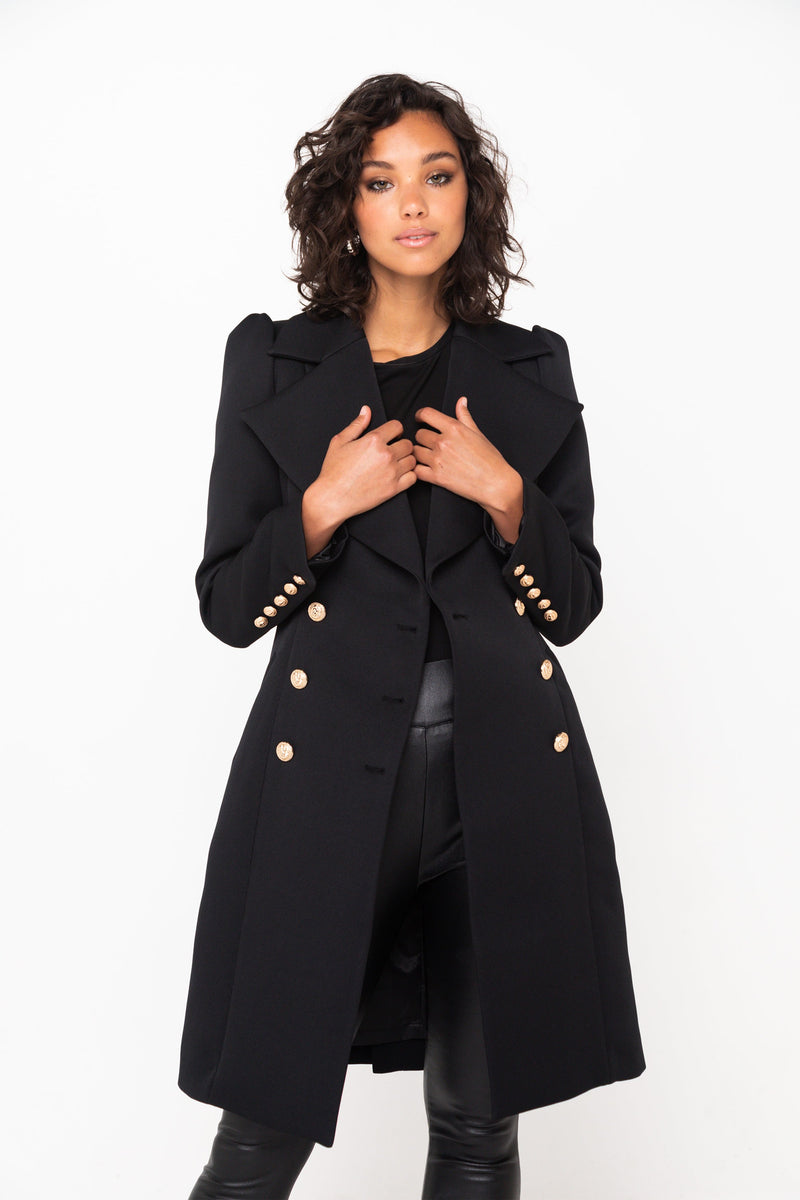 The No Offense Trench Coat