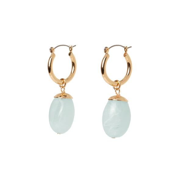 Serafina Earrings Azzurro