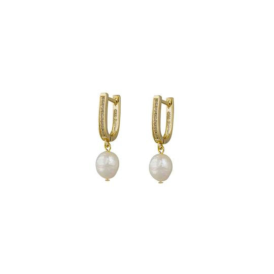 Amari Pearl Earrings