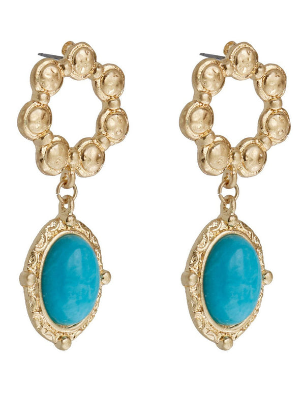 Ascoli Stone Earrings
