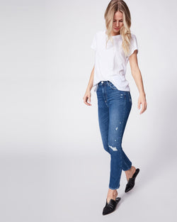 Sarah Slim Jean - Roadie Destructed