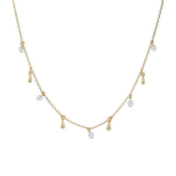 Cassandra Necklace - Gold