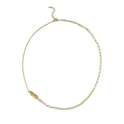 Elinor Pearl Necklace