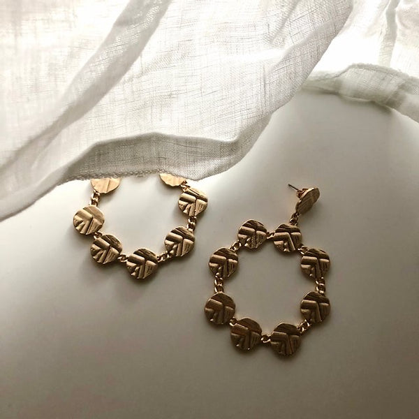 Odine Statement Earrings