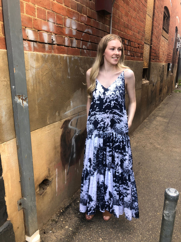 Mumbai Maxi Dress