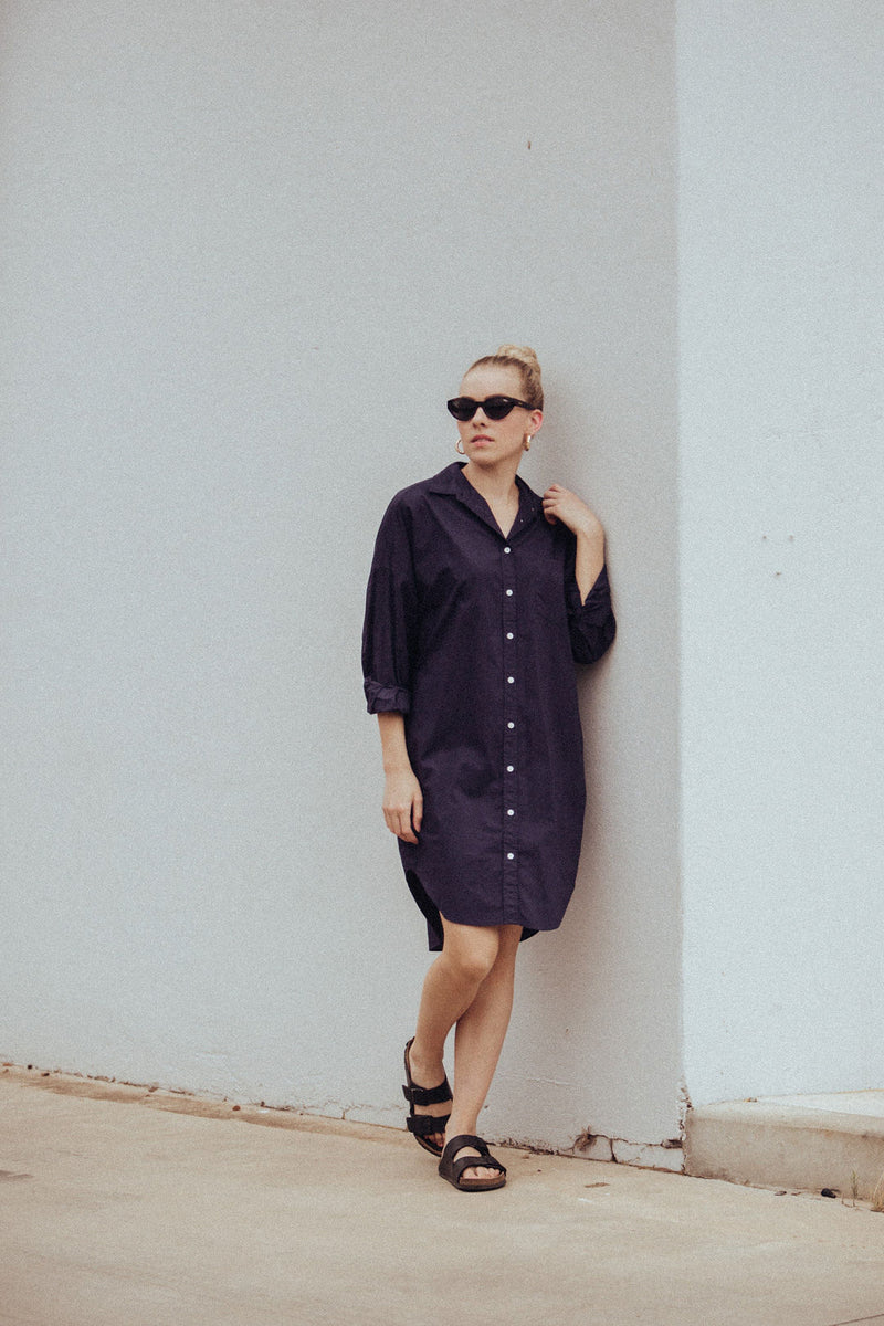 Chiara Shirt Dress