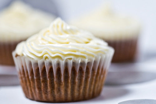 AIP Cupcakes with Vanilla Frosting