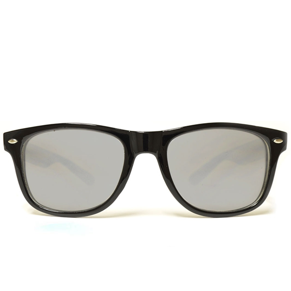 Diffraction Glasses – Matte Black - Tinted