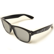 Load image into Gallery viewer, Diffraction Glasses – Matte Black - Tinted