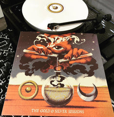 Elder - The Gold & Silver Sessions - US - Limited Edition LP on Bone White Vinyl