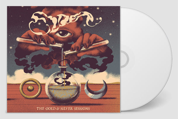 "US ORDERS:  ELDER ""The Gold & Silver Sessions"" Limited Digipak CD"