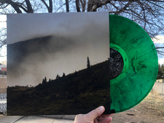 "UK / EURO ORDERS:  LORD BUFFALO ""Tohu Wa Bohu"" Limited Edition LP on Green/Black Marbled Vinyl"