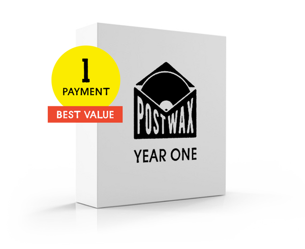 PostWax Year One Subscription - Single Payment